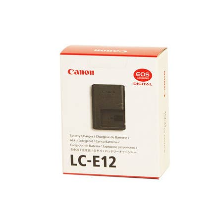 Battery Charger LC-E12