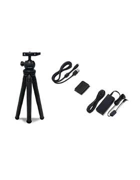 EOS Webcam Accessories Starter Kit (For Select EOS M Cameras)