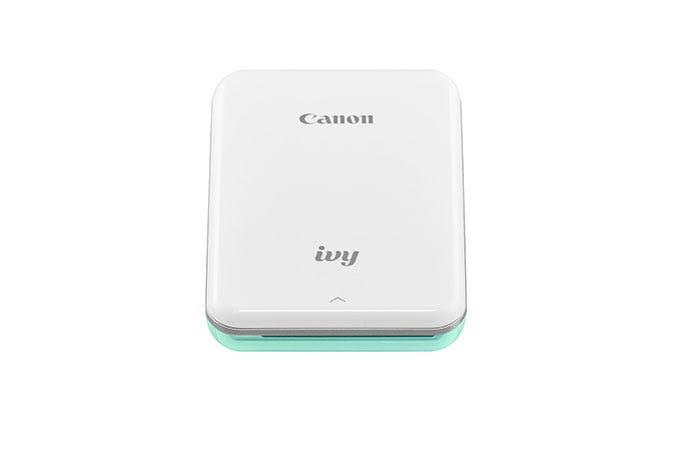 IVY Mint Green Mini Photo Printer