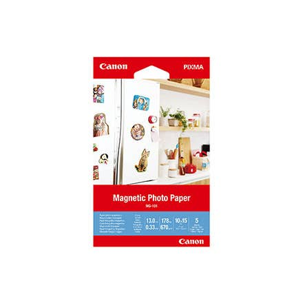 Glossy Magnetic Photo Paper 4x6