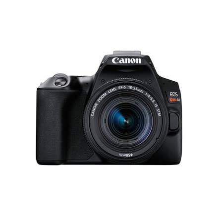 EOS Rebel SL3 EF-S 18-55mm f/4-5.6 IS STM Lens Kit