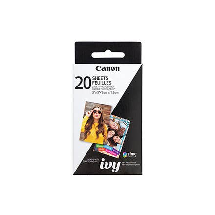 ZINK™ Photo Paper Pack (20 Sheets)